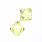 Swarovski 6301 Bicone Pendant Top-Drilled 8mm Bicone - Jonquil (12)
