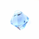 Swarovski 6301 Bicone Pendant Top-Drilled 8mm Bicone - Light Sapphire (12)