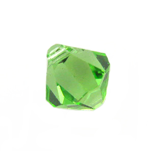 Swarovski 6301 Bicone Pendant Top-Drilled 8mm Bicone - Peridot (12)