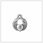 TierraCast Silver Plated Pewter Charms USA