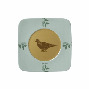 2010 Arabia Fauna Plate - Wood Dove - Click to enlarge
