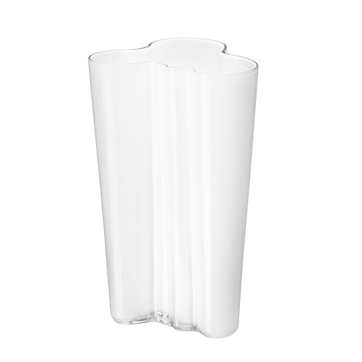 aalto finlandia white vase 8 iittala alvar aalto vases. Black Bedroom Furniture Sets. Home Design Ideas