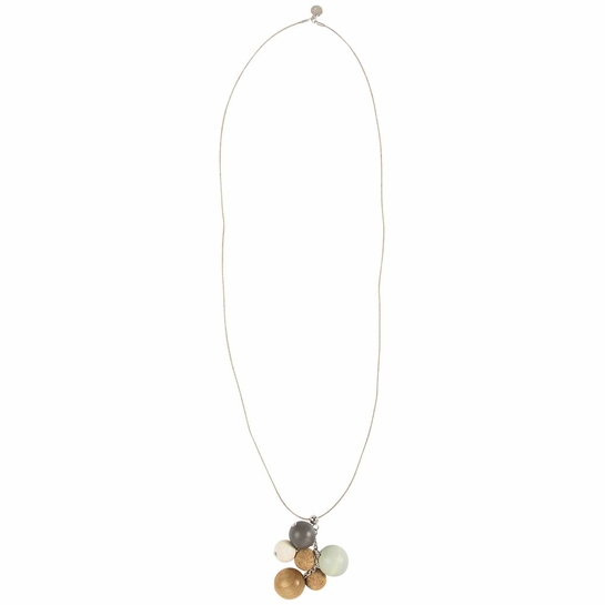 Aarikka Lupiini Waterfall Necklace