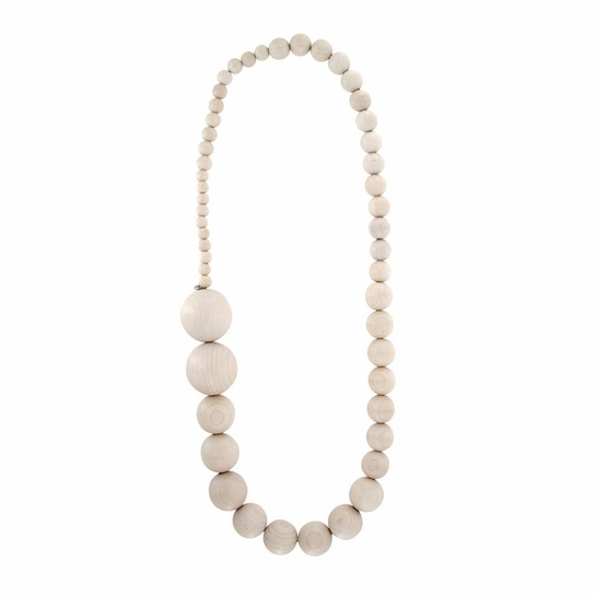 aarikka Saaga White Necklace