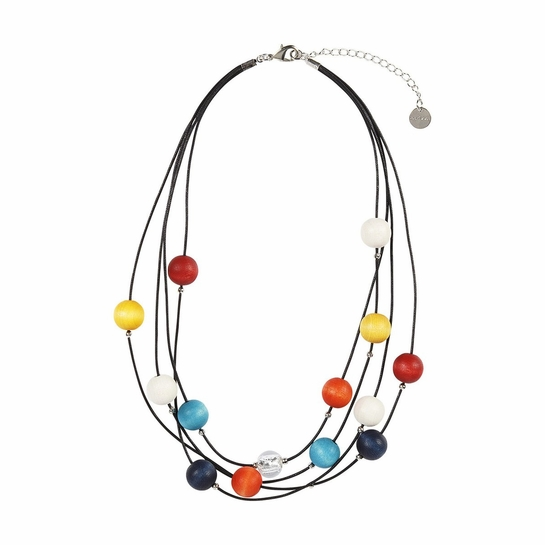 aarikka Vilkas Multicolor Necklace