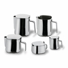 Alessi Adagio Stainless Steel Sugar Bowl