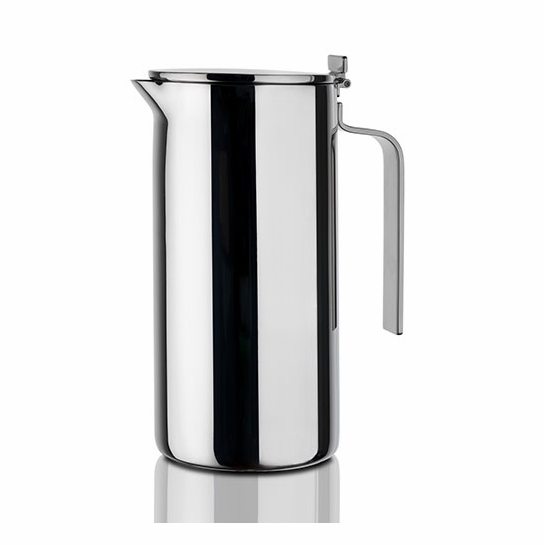 Alessi Adagio Stainless Steel Thermo Insulated Jug
