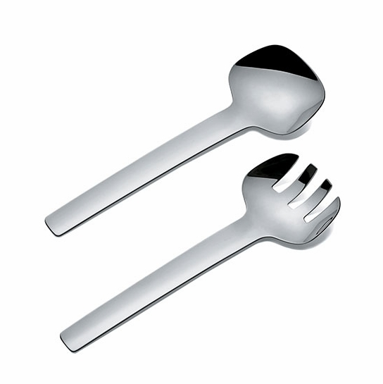 Alessi Tibidabo Stainless Steel General Serving Set