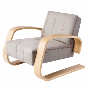 Artek Alvar Aalto 400 - Lounge Chair - Your Own Materials