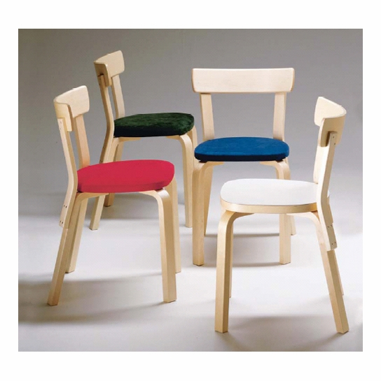 Artek Alvar Aalto Chair 69 - Your Own Materials