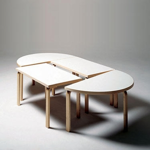 Artek Alvar Aalto - Dining and Conference Tables - Click to enlarge