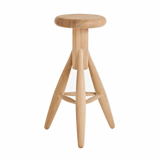 Artek Eero Aarnio Rocket Bar Stool