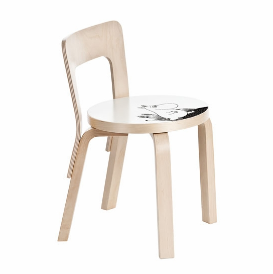 Artek Moomin Childrenu0027s Chair N65