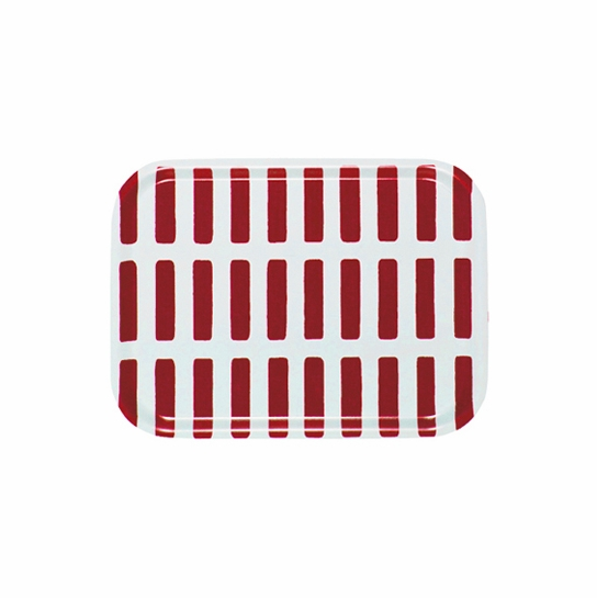 Artek Siena White/Red Small Tray
