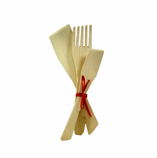 Birch Spatula Utensils  (Set of 3)