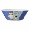 Blue Moomin Bowl - Tooticky