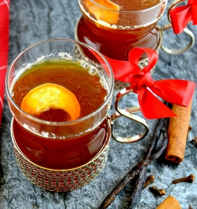 Chaga Apple Mullet Wine (Glogg) - Click to enlarge