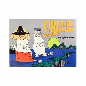 Club Life In Moomin Valley Book