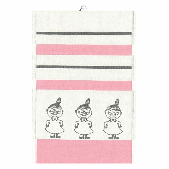 Ekelund Little My Pink Tea Towel