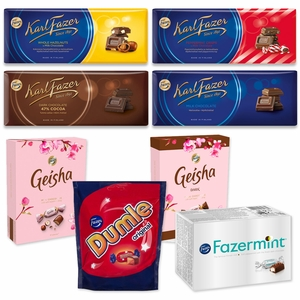 Fazer Candy Variety Gift Pack