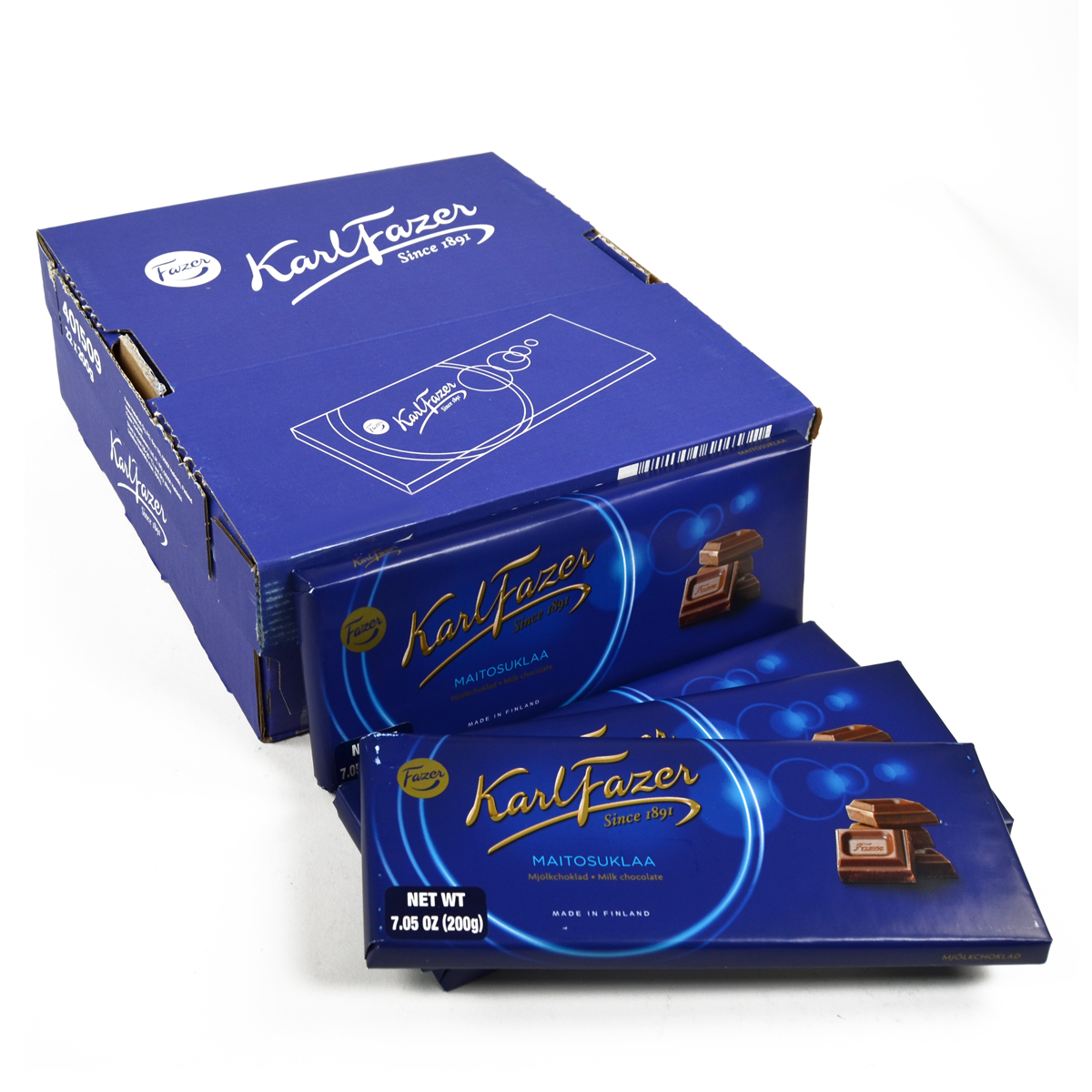 fazer blue chocolate lover gift pack