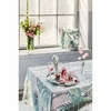 Finlayson Bunaken Green / Pink Tablecloth