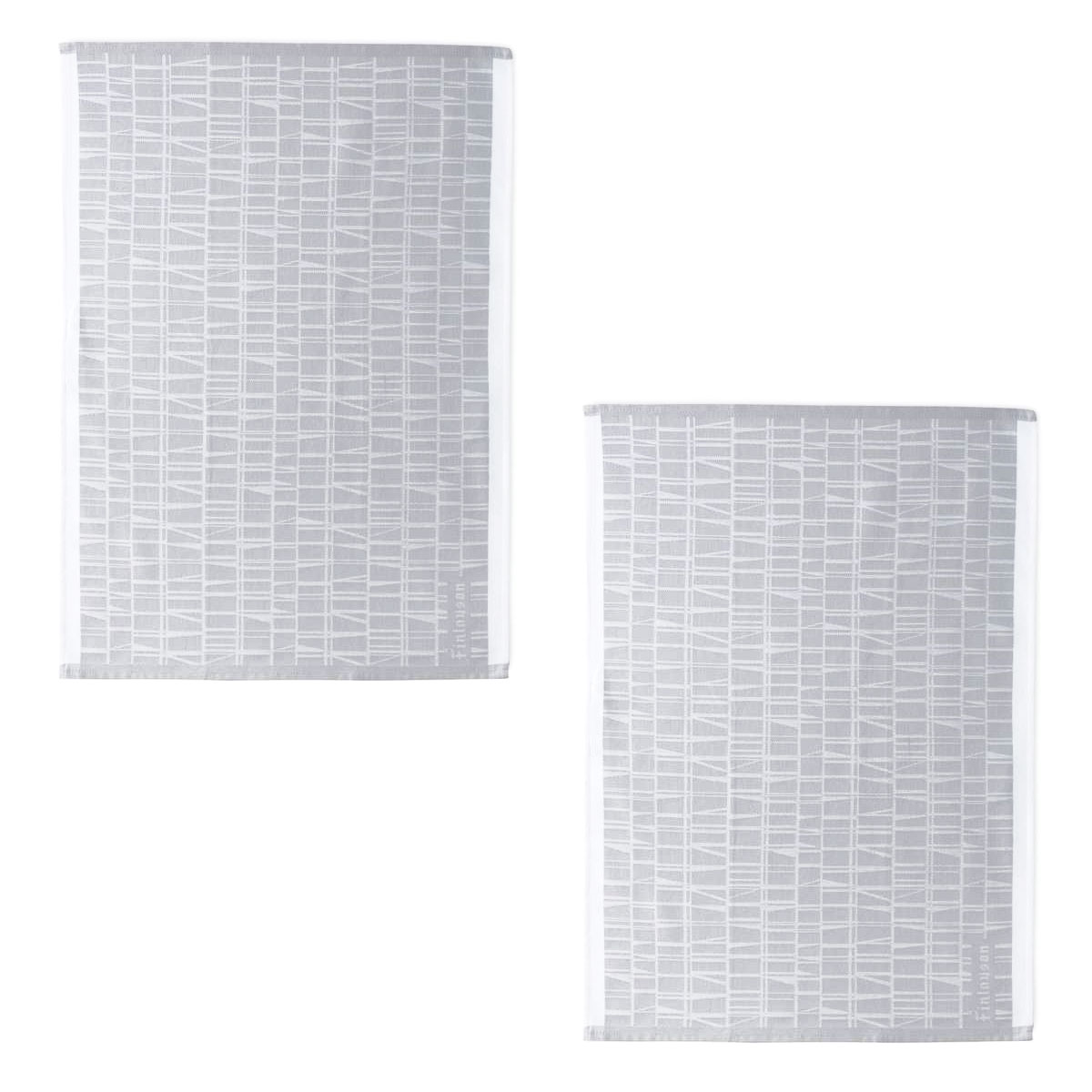 Finlayson Coronna Grey Kitchen Towel Set