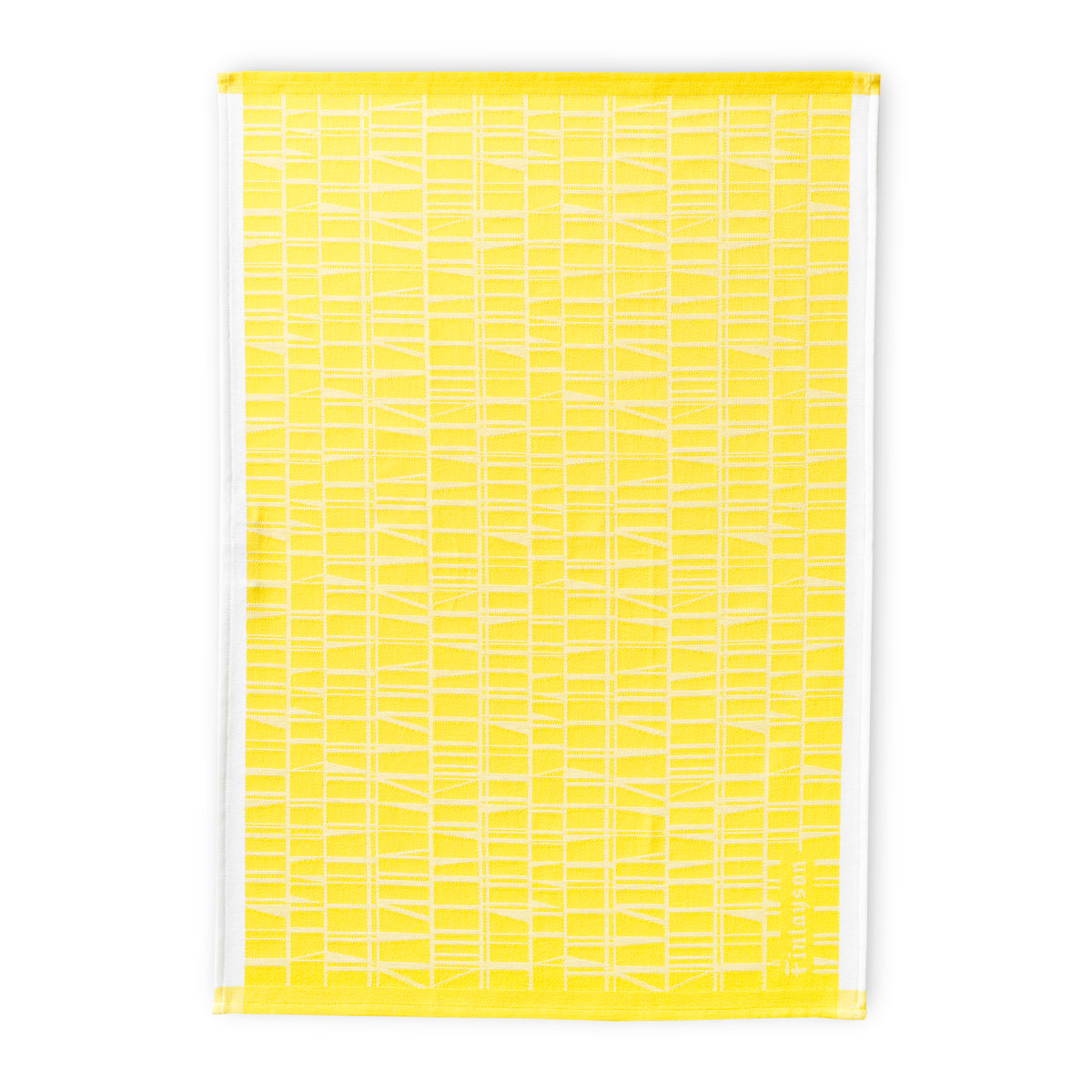 Attrayant Finlayson Coronna Yellow Kitchen Towel