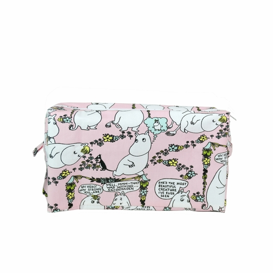 Finlayson Favorite Moomin Small Cosmetic Bag