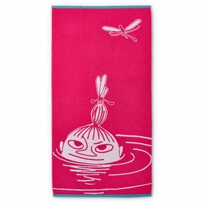Finlayson Little My Pink Bath Towel