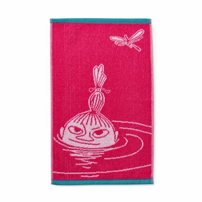 Finlayson Little My Pink Hand Towel
