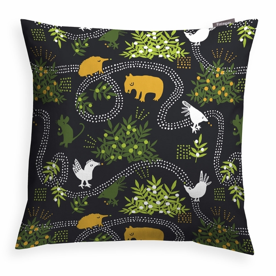 Finlayson Marjassa Throw Pillow
