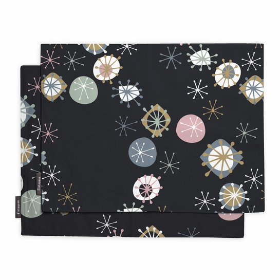 Finlayson Sirius Black Placemats