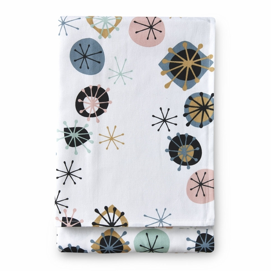 Finlayson Sirius White Tablecloth