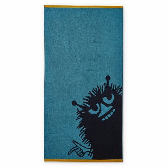 Finlayson Stinky Teal Bath Towel