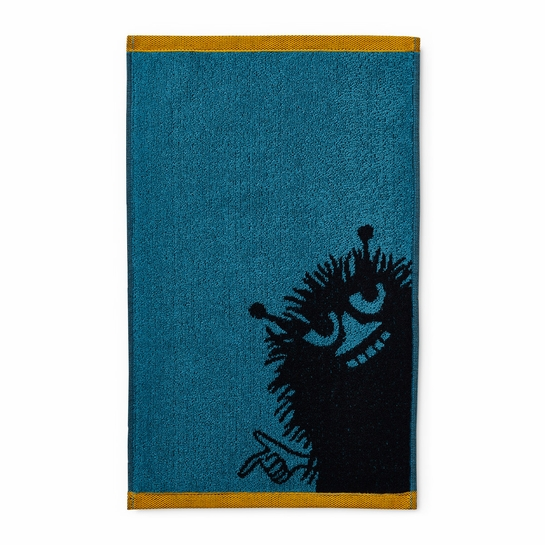 Finlayson Stinky Teal Hand Towel