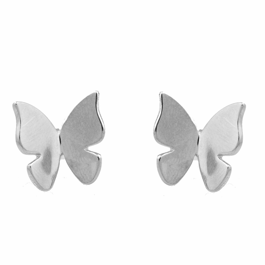 FinnFeelings Vivo Silver Earrings