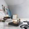 Harri Koskinen Large Block Lamp - White Cord