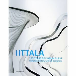 iittala: 125 Years of Finnish Glass, Complete History with All Designers - Click to enlarge