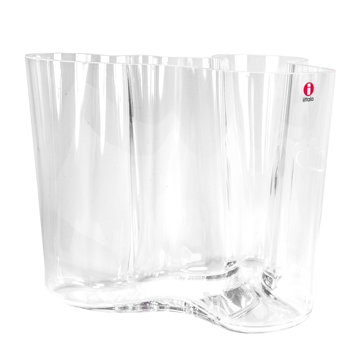 iittala aalto clear vase gift set iittala alvar aalto vases. Black Bedroom Furniture Sets. Home Design Ideas