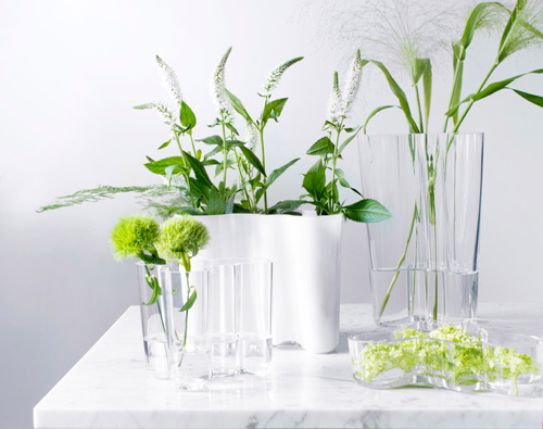 alvar aalto vase full vase collection by iittala. Black Bedroom Furniture Sets. Home Design Ideas