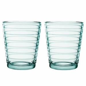 iittala Aino Aalto Water Green Medium Tumblers - Set of 2