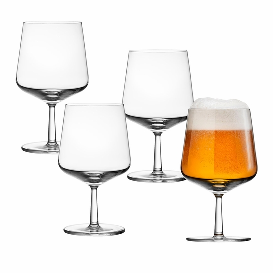 iittala Essence Beer Glasses (Set of 4)