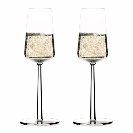 iittala Essence Champagne Glasses (Set of 2)
