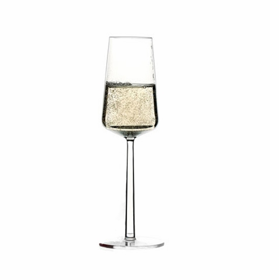 iittala essence champagne glasses set of 2 iittala essence. Black Bedroom Furniture Sets. Home Design Ideas
