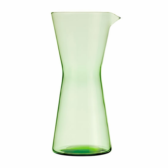 iittala Kartio Apple Green Pitcher