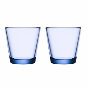 iittala Kartio Aqua Medium Tumblers – Set of 2