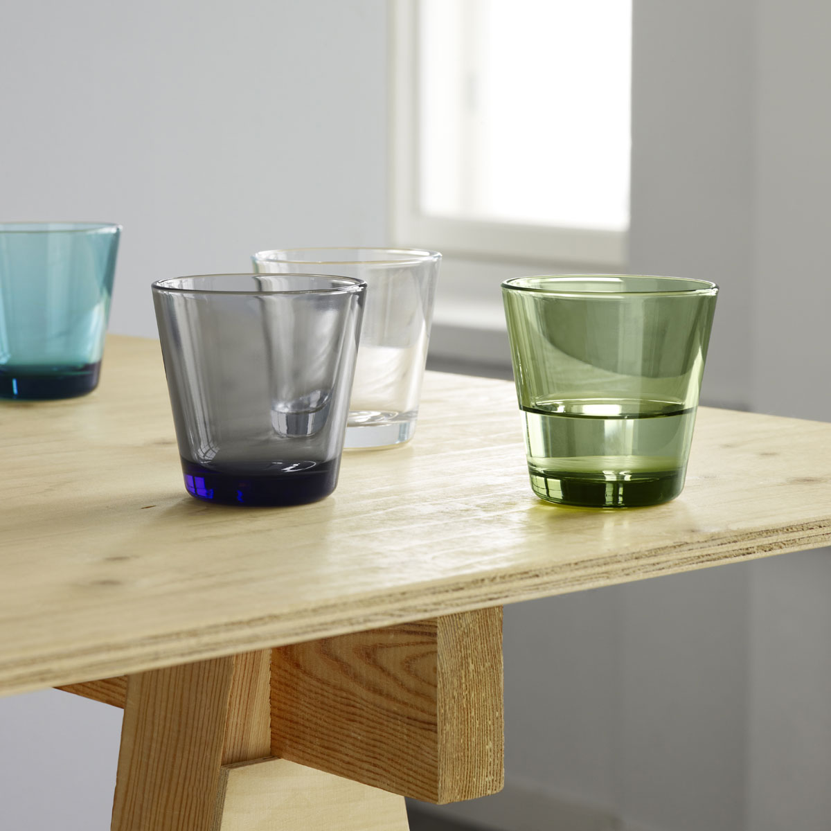 iittala kartio medium tumblers iittala kartio. Black Bedroom Furniture Sets. Home Design Ideas