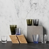 iittala Kartio Moss Green Tumblers - Set of 2