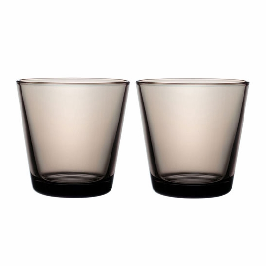 iittala Kartio Sand Medium Tumbler - Set of 2